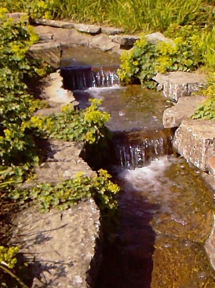 Fließende Ebenen
