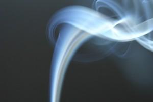 Dampf zur Entspannung